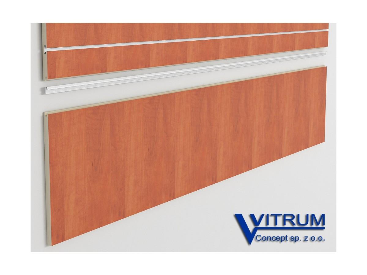 Panel ścienny cokołowy grusza polna 200x45 cm