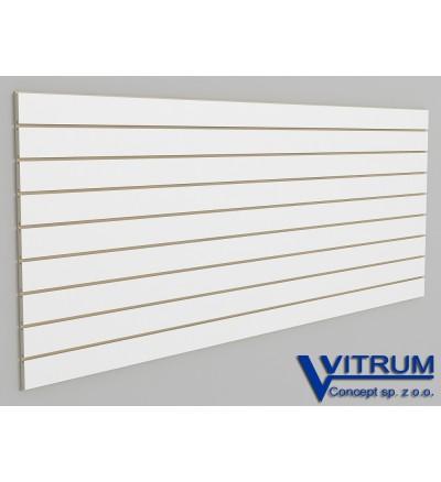 Panel ścienny biały vitrum concept