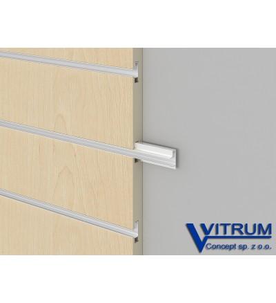 Wkład aluminiowy do paneli ściennych